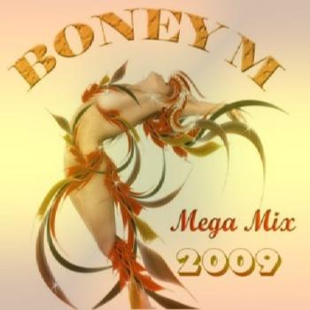 Boney M - Mega Mix (2009)