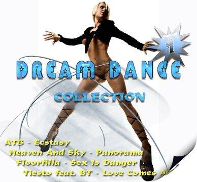 Dream Dance Collection #1 (2010)