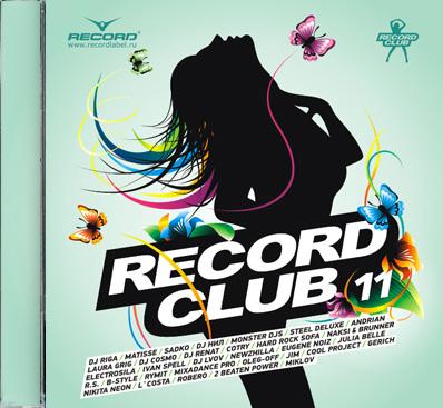 Record Клубная Vol.11 (2010)