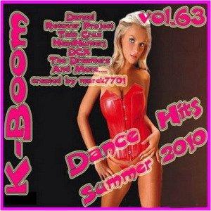 K-Boom 63 - Dance Hits Summer (2010)