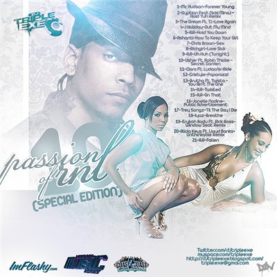 The Passion of Rnb Special Edition (2010)