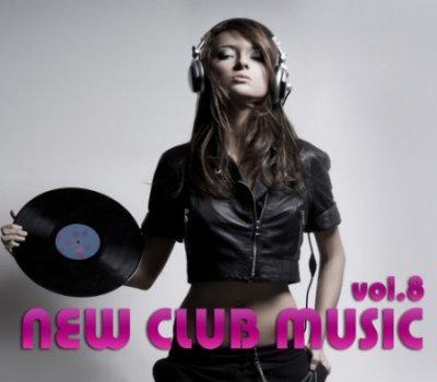 New Клубная Music Vol.8 (2010)