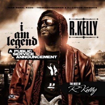 R.Kelly - I am legend (2010)