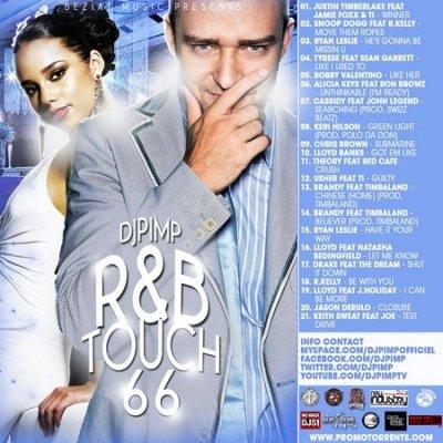 Dj Pimp: Rnb Touch 66 (2010)