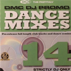 DMC DJ Only Dance Mixes 14 (2010)