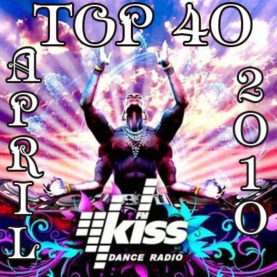 Kiss FM - TOP 40 of APRIL (2010)