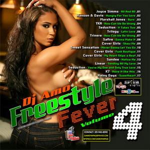 DJ Amo - Freestyle Fever Vol.4 (2009)