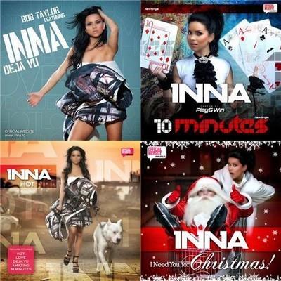 Inna - Singl-urile (2010)