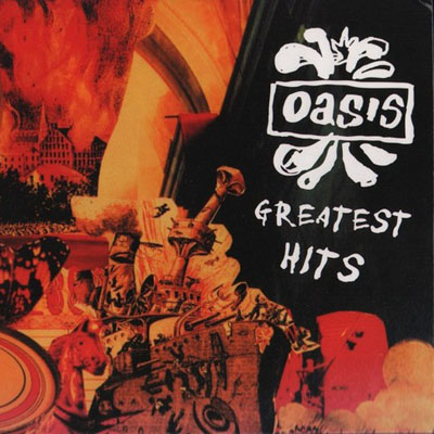Oasis - Greatest Hits (2008)