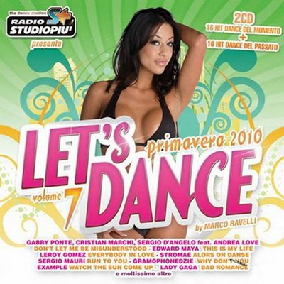Let's Dance Volume 7 Primavera (2010)