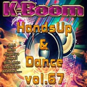 K-Boom 67 - HandsUp & Dance (2010)