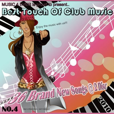 Best Touch Of Club Music No.4 (2010)