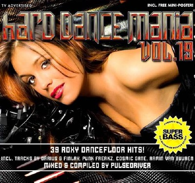 Hard Dance Mania 19 (2010)