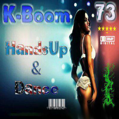 K-Boom 73 HandsUp & Dance (2010)