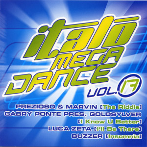 Italo Mega Dance vol. 17 (2010)