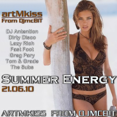 Summer Energy from DjmcBiT (21.06.10)
