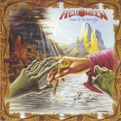 Helloween - Keeper Of The Seven Keys II (1988)