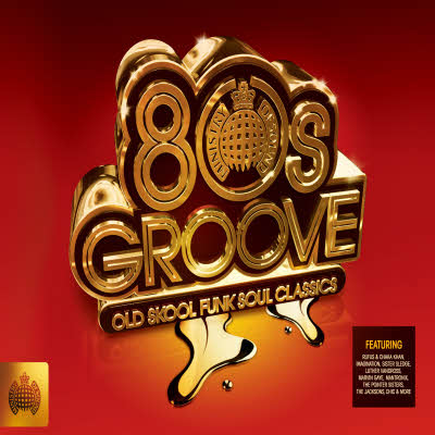 Ministry Of Sound - 80's Groove (2010)
