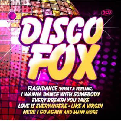The World Of Disco Fox (2010)