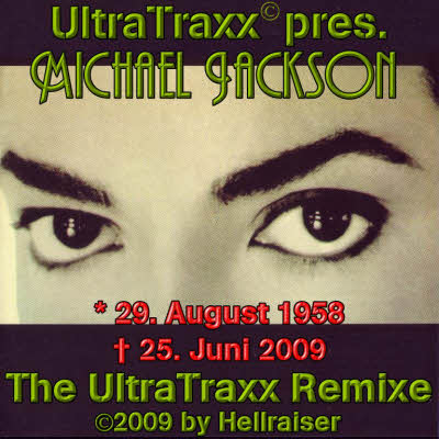 Michael Jackson - The UltraTraxx Remixe (2009)