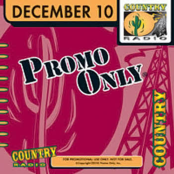 Promo Only Country Radio December (2010)