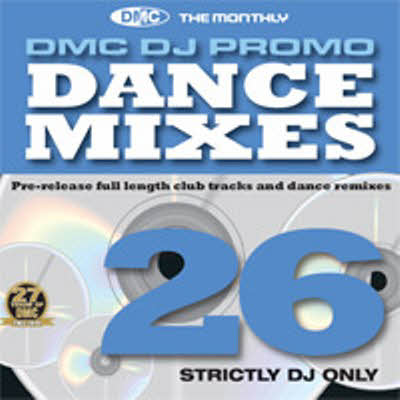 DMC DJ Only Dance Mixes 26 (2010)