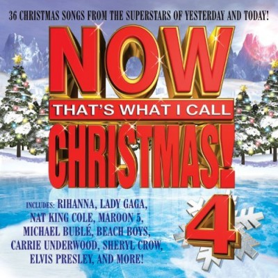 Now That's What I Call Christmas 4 (2010)