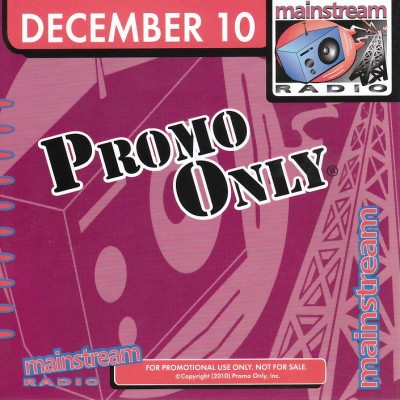 Promo Only Mainstream Radio December (2010)