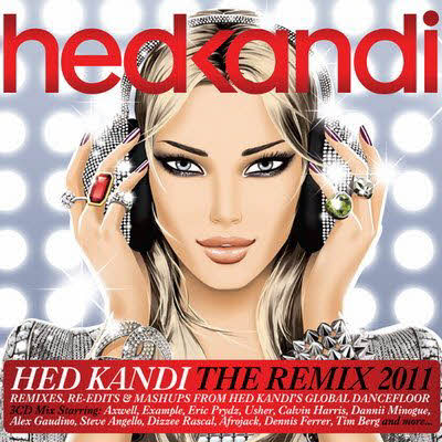 Hed Kandi The Remix 2011 (2010)