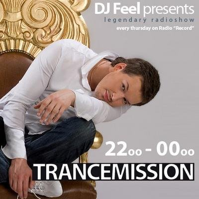 DJ Feel - TranceMission (TOP 2010 part 2) (30.12.2010)