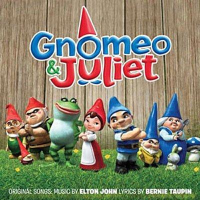 Саундтрек к мультфильму Гномео и Джульетта 3D (2011)