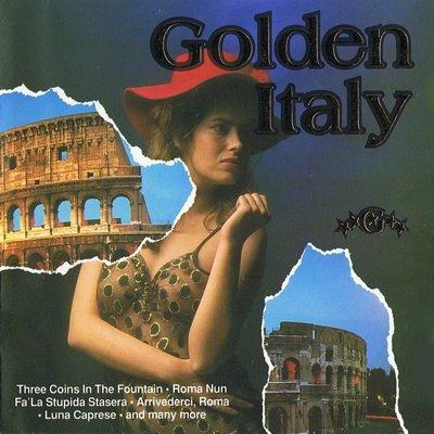 Francesco AnseImo Orchestra & Chorus - Golden Italy (1992)