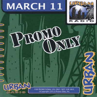 Promo Only Urban Radio (March 2011)