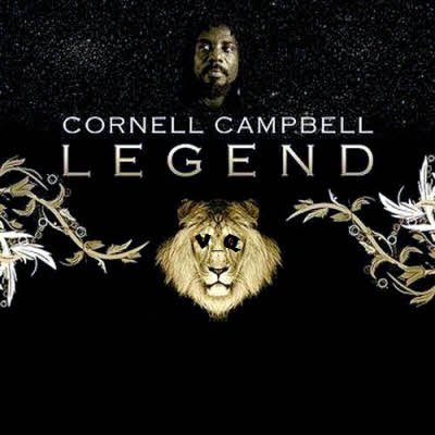 Cornell Campbell - Legend (2011)