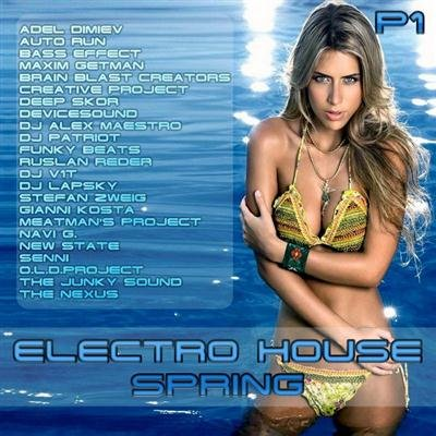 Electro House Spring. Part 1 (2011)