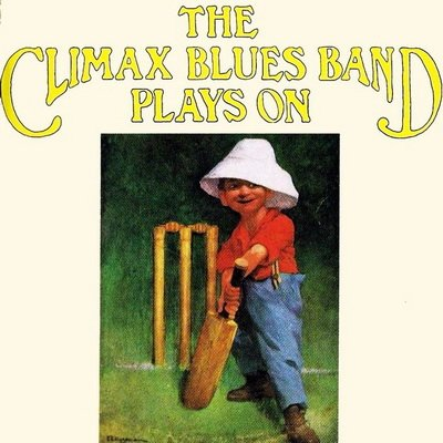 The Climаx Blues Band - Plаys On (1969)