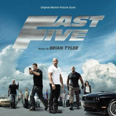 Brian Tyler - Fast Five / Форсаж 5 (2011)