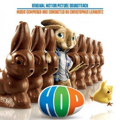 OST - Бунт ушастых / Hop (2011)