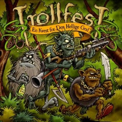 TrollfesT - En Kvest For Den Hellige Gral (2011)