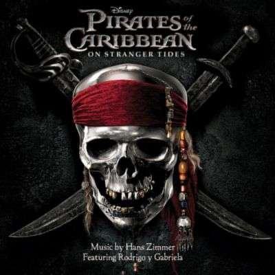 Ost - Пираты Карибского Моря: На Странных Берегах / Pirates Of The Caribbean: On Stranger Tides (2011)