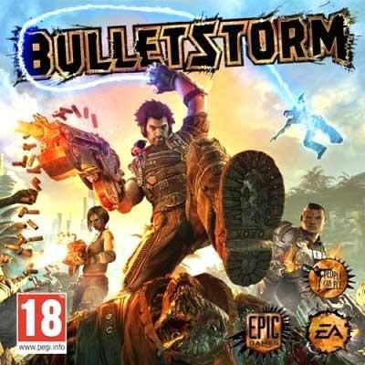 Саундтрек к игре Bulletstorm (2011)