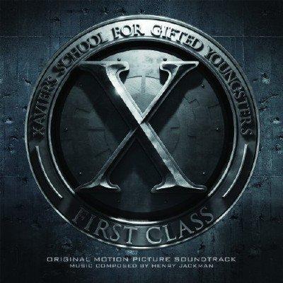 OST - Люди Икс: Первый класс / X-Men: First: First Class (2011)