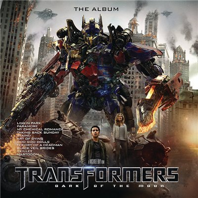 OST - Transformers 3: Dark Of The Moon (2011)