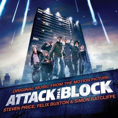 Саундтрек к фильму Чужие на районе (2011)