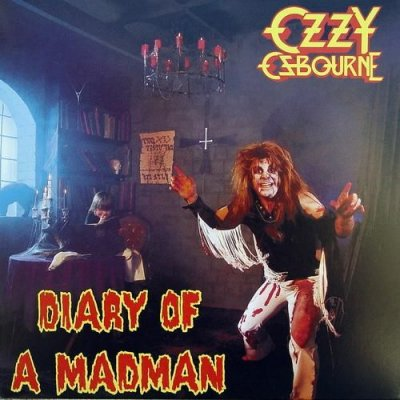 Ozzy Osbourne - Diary Of A Madman [30th Anniversary Re-Release] (2011)