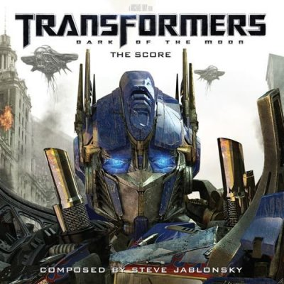 OST Transformers: Dark of The Moon [Music by Steve Jablonsky] (2011)