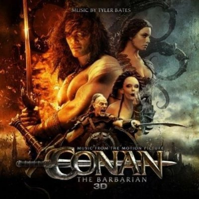 OST Конан Варвар 3D / Conan The Barbarian 3D (2011)