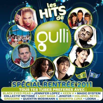 Les Hits De Gulli Special Rentree (2011)