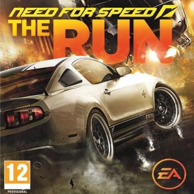 OST Need for Speed: The Run (2011)