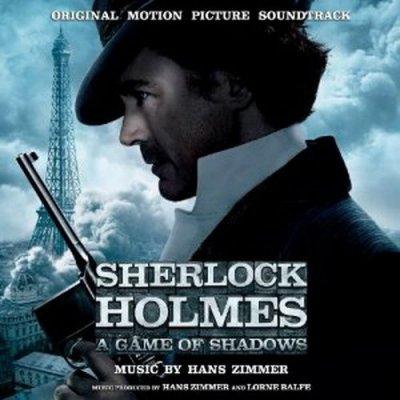 OST Шерлок Холмс: Игра теней / Sherlock Holmes: A Game of Shadows (2011)